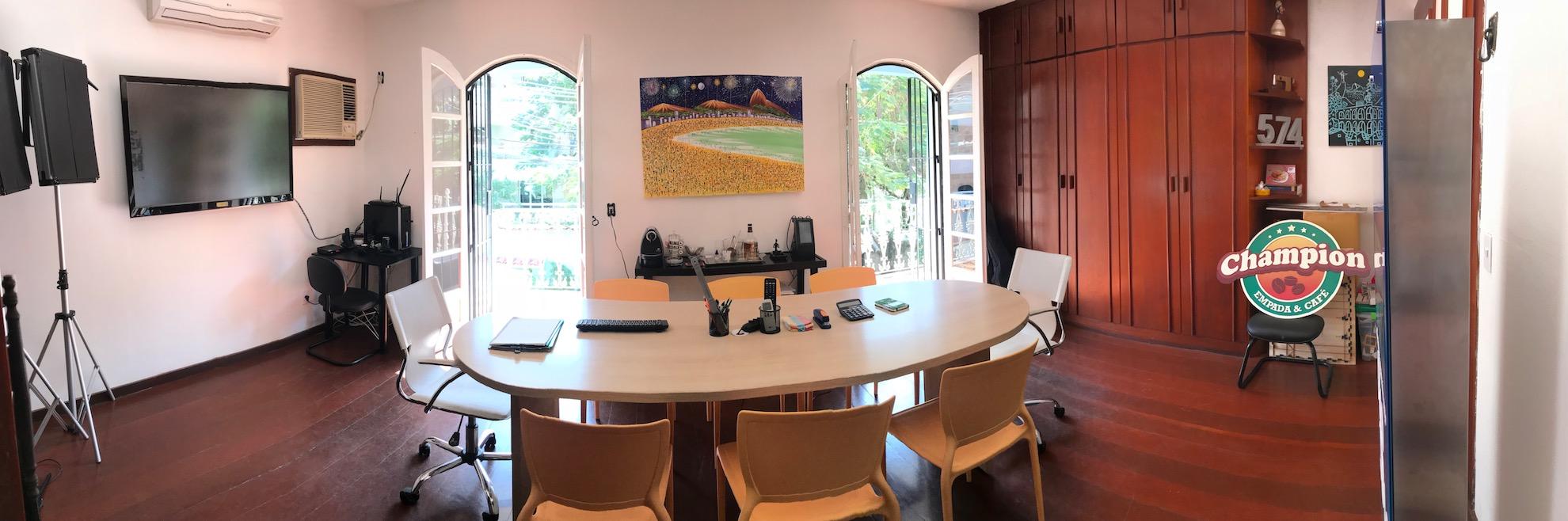 Sala de Reunião Cia.Duarte